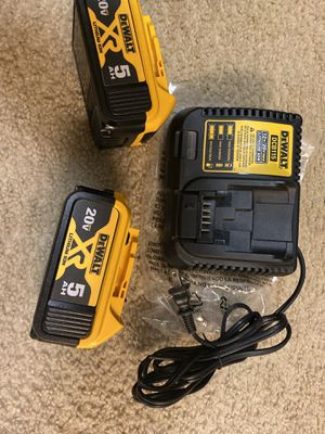 Dewalt Batteries for Sale in Washington, DC
