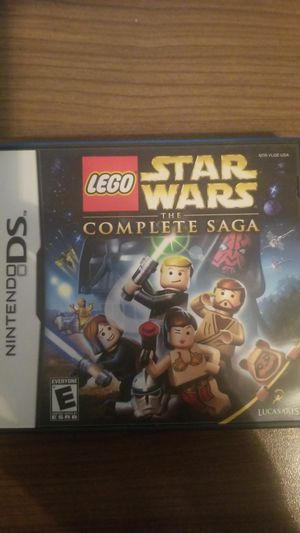 Lego STAR WARS The Complete Saga Nintendo DS Game for Sale in Phoenix, AZ