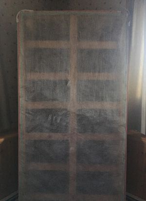 Box Spring Only for a Twin Bed/Mattress- FREE! for Sale in Mapleton, ME