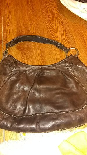 Woman's RUEHL LEATHER HOBO BAG for Sale in Houston, TX