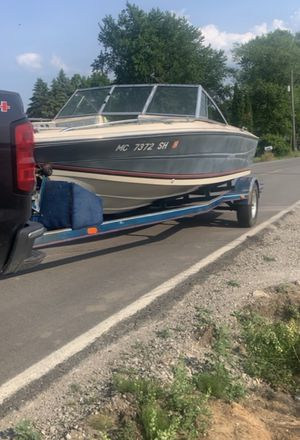 Yes For boat and trailer for Sale in Petersburg, MI