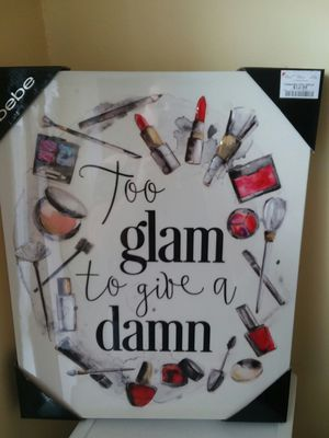 Glam sign for Sale in Williamsport, PA