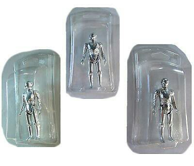 Clamshell cases toys collectibles Star Wars Star War action figure figurines play toys kids children protectors holders collectible