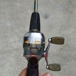 Shakespeare Microcast Rod+Reel for Sale in Winter Haven, FL