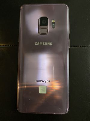 Samsung Galaxy S9 for Sale in Cary, NC