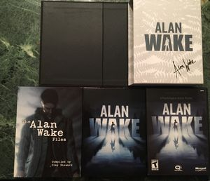 Allan Wake (Limited Edition) Xbox 360 for Sale for sale  Morristown, NJ