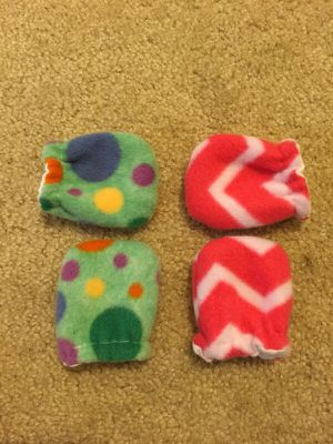 Baby mitts for Sale in Litchfield Park, AZ