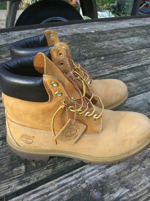 Timberland work boots for Sale in NEW PRT RCHY, FL