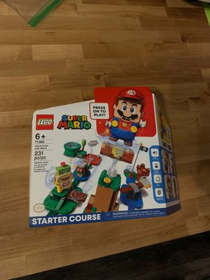LEGO Mario starter course brand new for Sale in Strongsville, OH