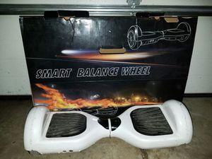 White Smart Balance Board for Sale/Trade for Sale in Chicago, IL