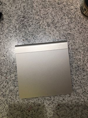 Apple external wireless trackpad touchpad for Sale in Seattle, WA