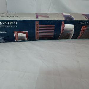 Stafford Essential Closet Trouser Organizer for Sale in Arvin, CA