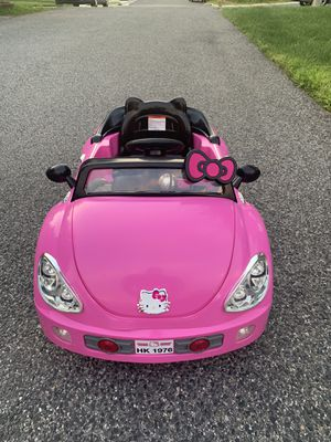 Hello Kitty Powerwheel for Sale in Parkville, MD