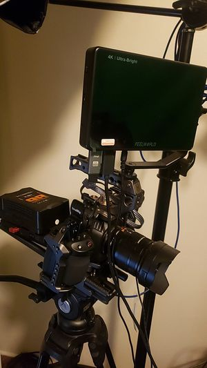 BMPCC 4K Fully Kitted for Sale in Los Angeles, CA