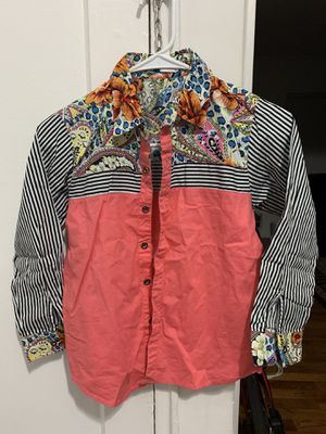 Cotton shirt for 7-8 years old for Sale in Queens, NY