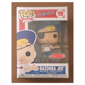 Bazooka Joe Ad Icons Funko Pop Target Exclusive NOT MINT for Sale in San Diego, CA
