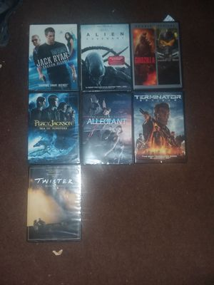 New movies unopened for Sale in Mabelvale, AR
