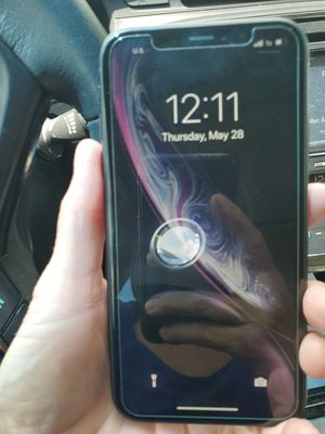 Xr black 256 gig unlocked. for Sale in Sevierville, TN