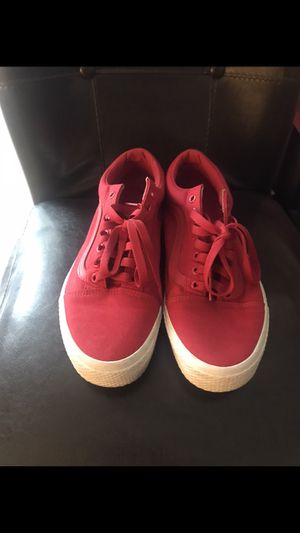 Vans Size 9.5 for Sale in Long Beach, CA