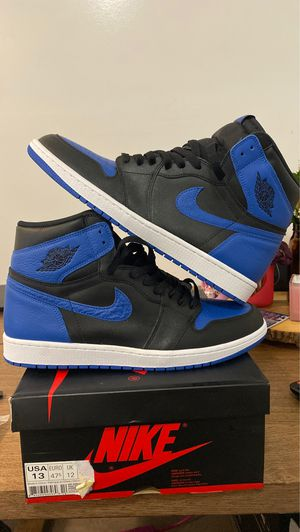 Air jordan 1 Royal sz 13 for Sale in Los Angeles, CA