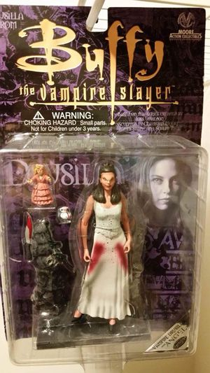Buffy the Vampire Slayer TV Series Drusilla Action Figure for Sale in Caseyville, IL