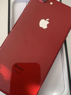 Iphone 8 Plus Red 64GB ANY CARRIER for Sale in Chula Vista,  CA