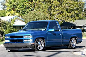 1988-1998 Chevy Silverado/Tahoe 3/8 Drop lowering complete kit! for Sale in Garden Grove, CA