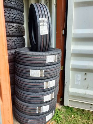 235/85/16 NEW TRAILER TIRES 14PLY ALL STEEL FOR 135 DOLLARS EACH FINANCING AVAILABLE NO CREDIT CHECK for Sale in Houston, TX
