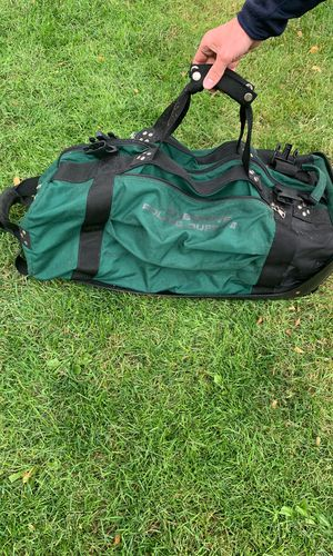 Club gloves rolling duffle bag for Sale in Seattle, WA