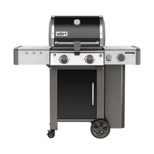 Weber Genesis II LX E-240 2-Burner Propane Gas Grill in Black with Built-In Thermometer and Grill Light for Sale in Bellaire, TX