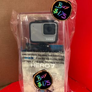 "GoPro HERO 7 Action Camera White/ ""Brand NEW""🌟 for Sale in Miami, FL"