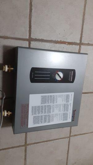 Tempra 12b tankless water heater for Sale in Bradenton, FL