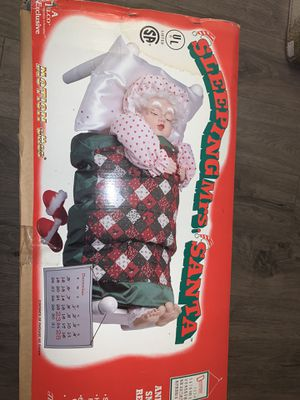 Sleeping Mrs. Santa! for Sale in Wayne, MI