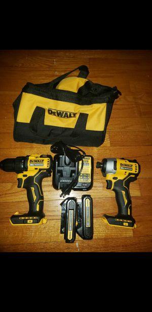 Dewalt atomic drill set 20v for Sale in Laurel, MD