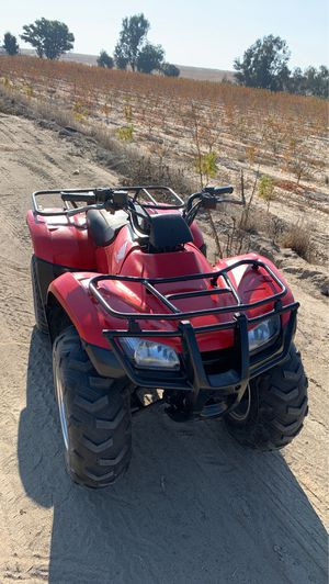 Honda recon atv for Sale in Selma, CA