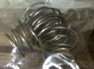 Set of 4 Filter Springs for Dolphin Pool Cleaners W/ Top Loading Filter Baskets! New! for Sale in Mt. Juliet, TN