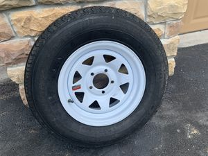 205/75/14 Brand New Trailer Tire and Rim for Sale in Kissimmee, FL