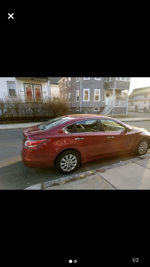 2014 Nissan altima 2.5 S for Sale in Malden, MA