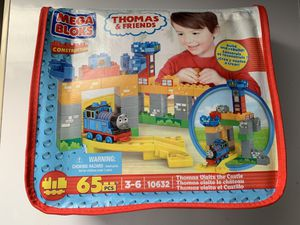 MEGA-BLOKS Thomas&Friends Construction 10632 (65 pieces) for Sale in Dade City, FL
