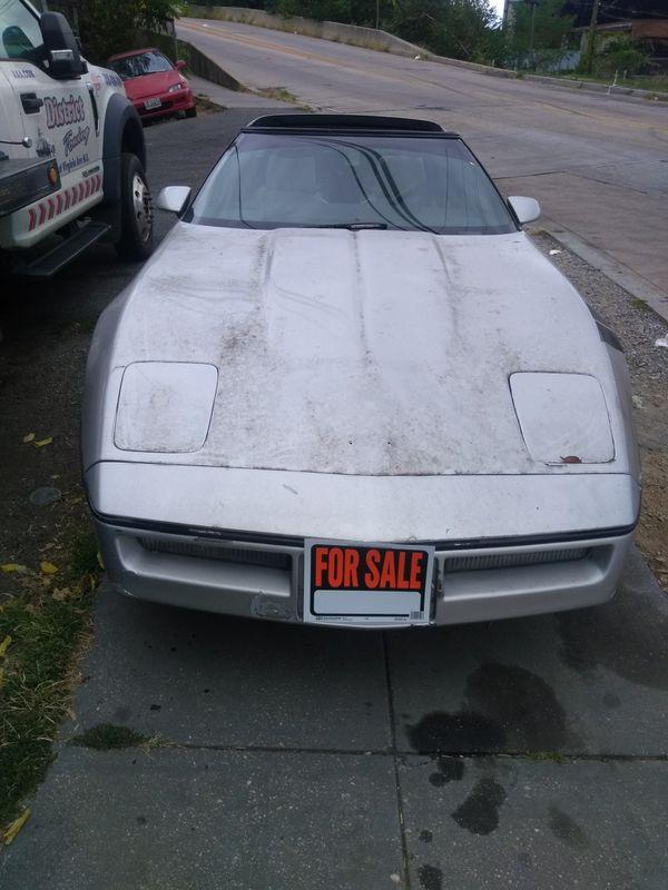 1985 Chevy Corvette