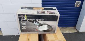 Classic Sears garage door opener never opened for Sale in Hayward, CA