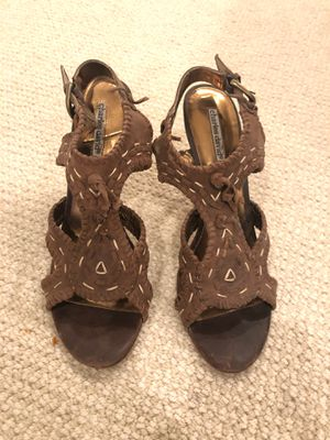 Charles David heels, size 10 for Sale in New Orleans, LA