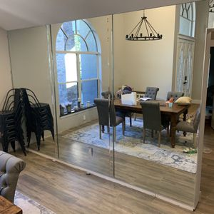 Wall Of Mirror for Sale in Casselberry, FL