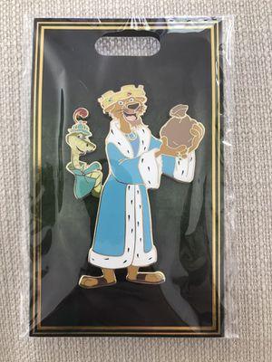 Disney D23 WDI Prince John villains and sidekick pin for Sale in Seal Beach, CA