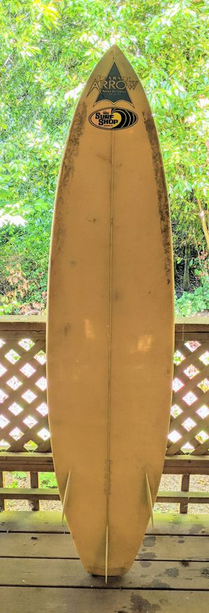 Doug Banks Pearson Arrow surfboard for Sale in Monroe, WA