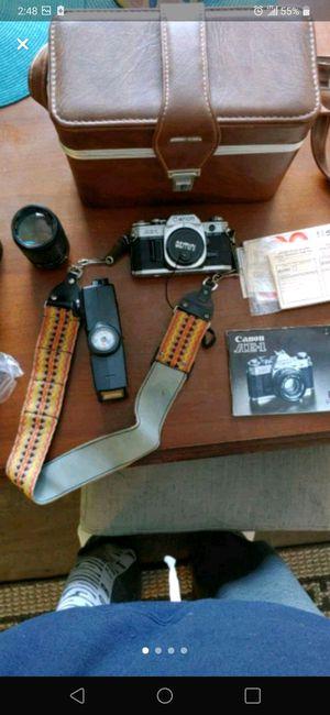 Canon camera for Sale in Homer Glen, IL