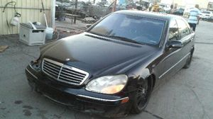 2000 to 2006 mercedes s class parts for Sale in Phoenix, AZ
