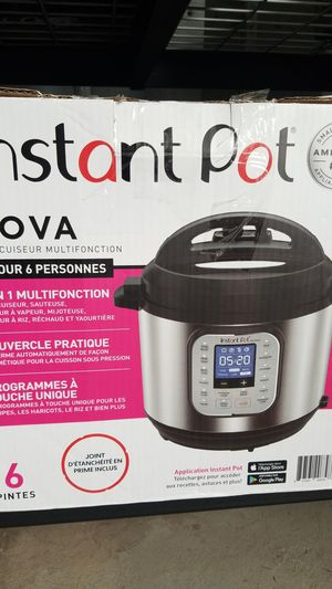 Instant Pot Duo Nova for Sale in Kinston, NC