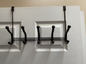 Over the door hooks for Sale in Heathrow, FL