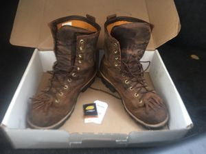 Chippewa Vibram Work Boots size 12 for Sale in Fontana, CA